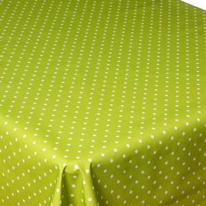 Dotty Red Non Slip Table Protector | Protective table cover
